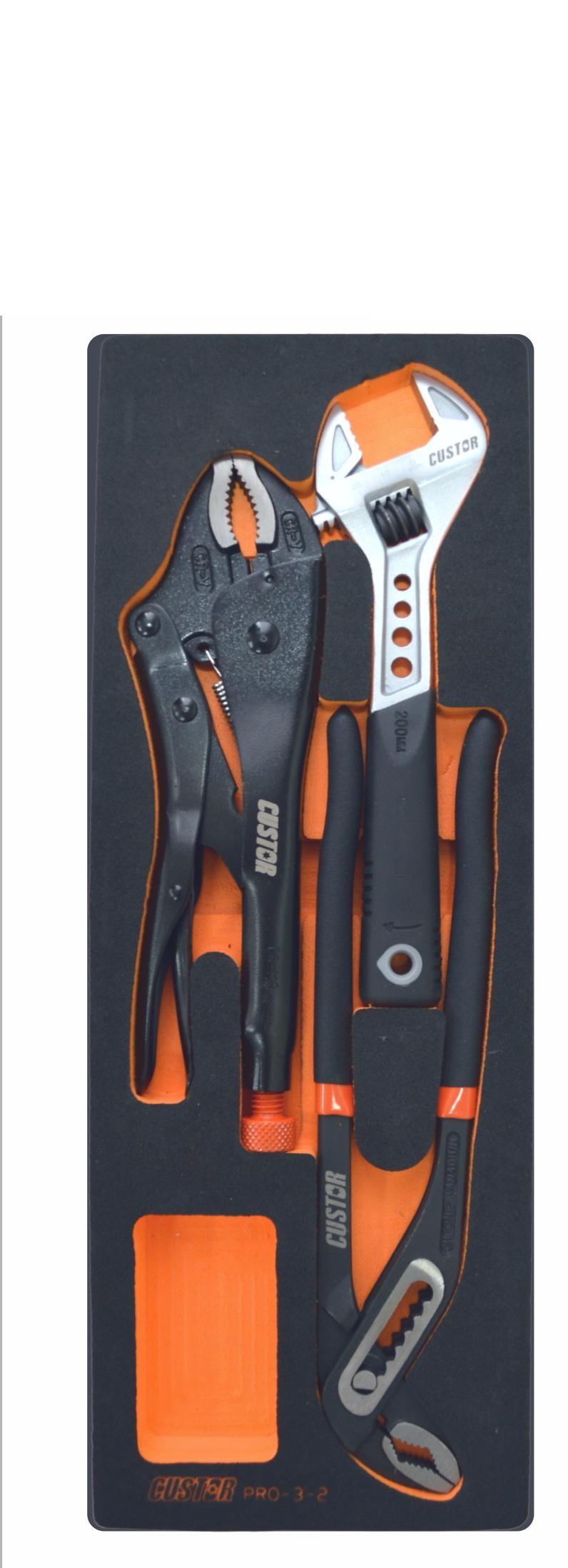 Набор инструментов Custor Pro-3-2