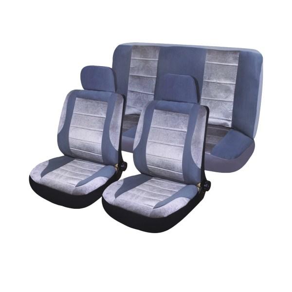 Чехол на сиденье Skyway Sw-101091 dgy/lgy/s01301003 чехол на сиденье skyway volkswagen polo седан vw1 2k