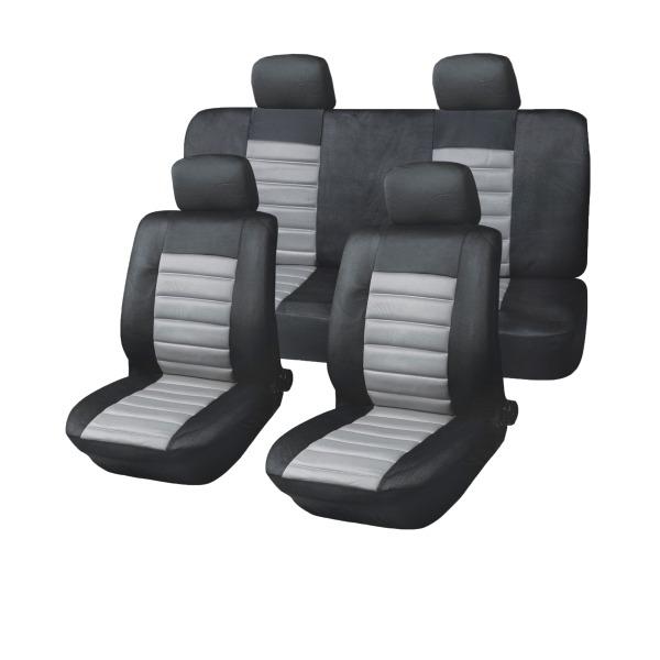 Чехол на сиденье Skyway Sw-101014 bk/gy/s01301020 чехол на сиденье skyway volkswagen polo седан vw1 2k