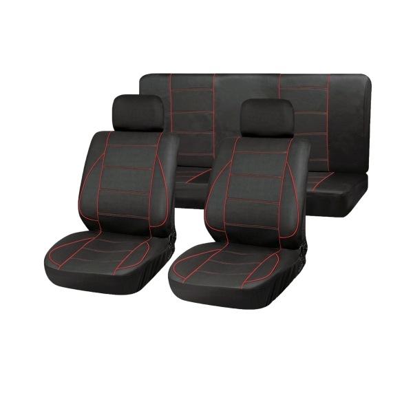 Чехол на сиденье Skyway Sw-101070 bk/rd/s01301022 чехол на сиденье skyway volkswagen polo седан vw1 2k