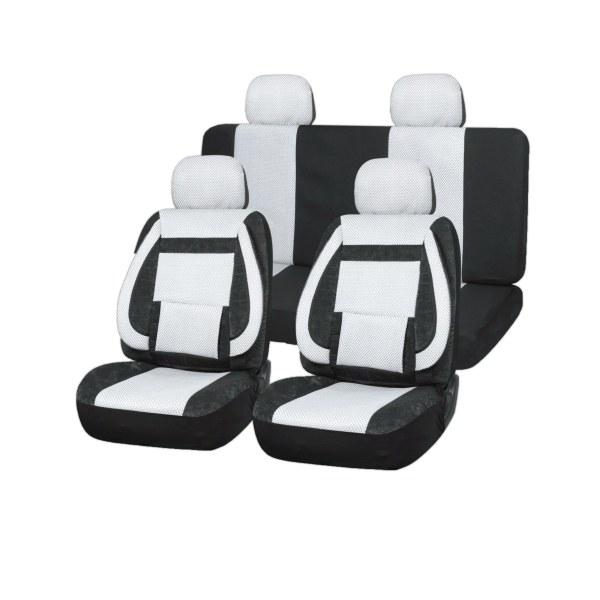 Чехол на сиденье Skyway Sw-121003 bk/wt/s01301024 чехол на сиденье skyway toyota corolla седан ty1 2k