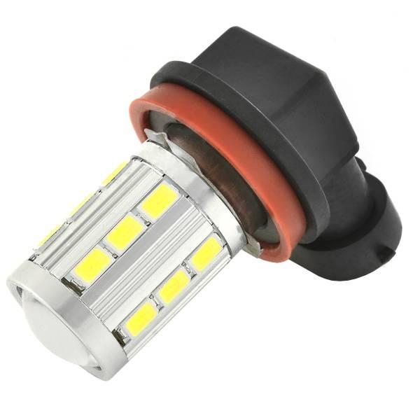 Лампа светодиодная Skyway Sh11-18smd-5630+1smd-5050 С ЛИНЗОЙ