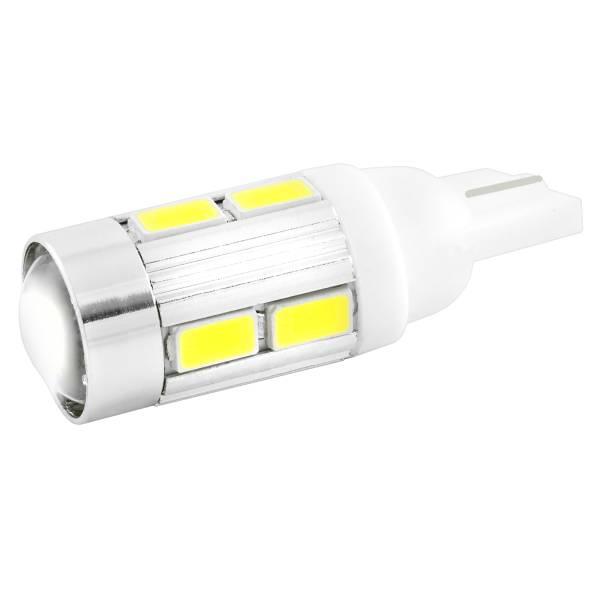 Лампа светодиодная Skyway St10-10smd-5630 С ЛИНЗОЙ лампы освещение