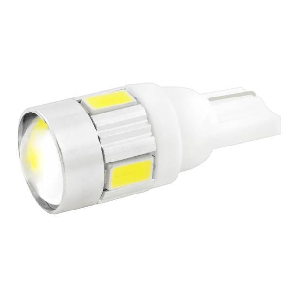 Лампа светодиодная Skyway St10-6smd-5630 С ЛИНЗОЙ лампы освещение
