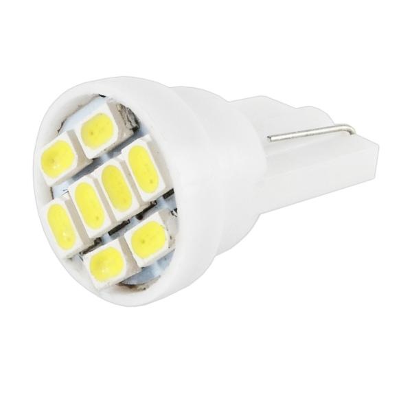 Лампа светодиодная Skyway St10-8smd-1206/t10a-0820