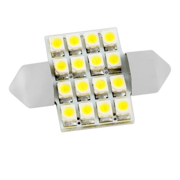 Лампа светодиодная Skyway Sj-16smd-1206-31mm/sj-1610b лампы освещение