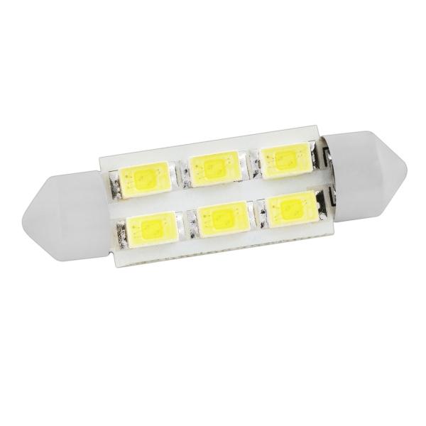 Лампа светодиодная Skyway Sj-6smd-5050-36mm/sj-360606 лампы освещение