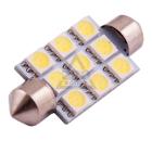 Лампа светодиодная SKYWAY SJ-9SMD-5050(Length 41mm)
