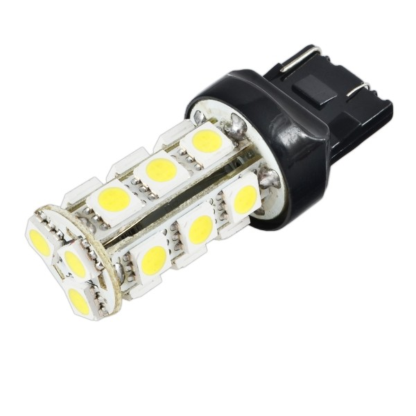 светодиодная лампа t20 bidward 2 x 3 6w 12v 340lm 24 5050 smd Лампа светодиодная Skyway S7443-18smd-5050/7443-1850