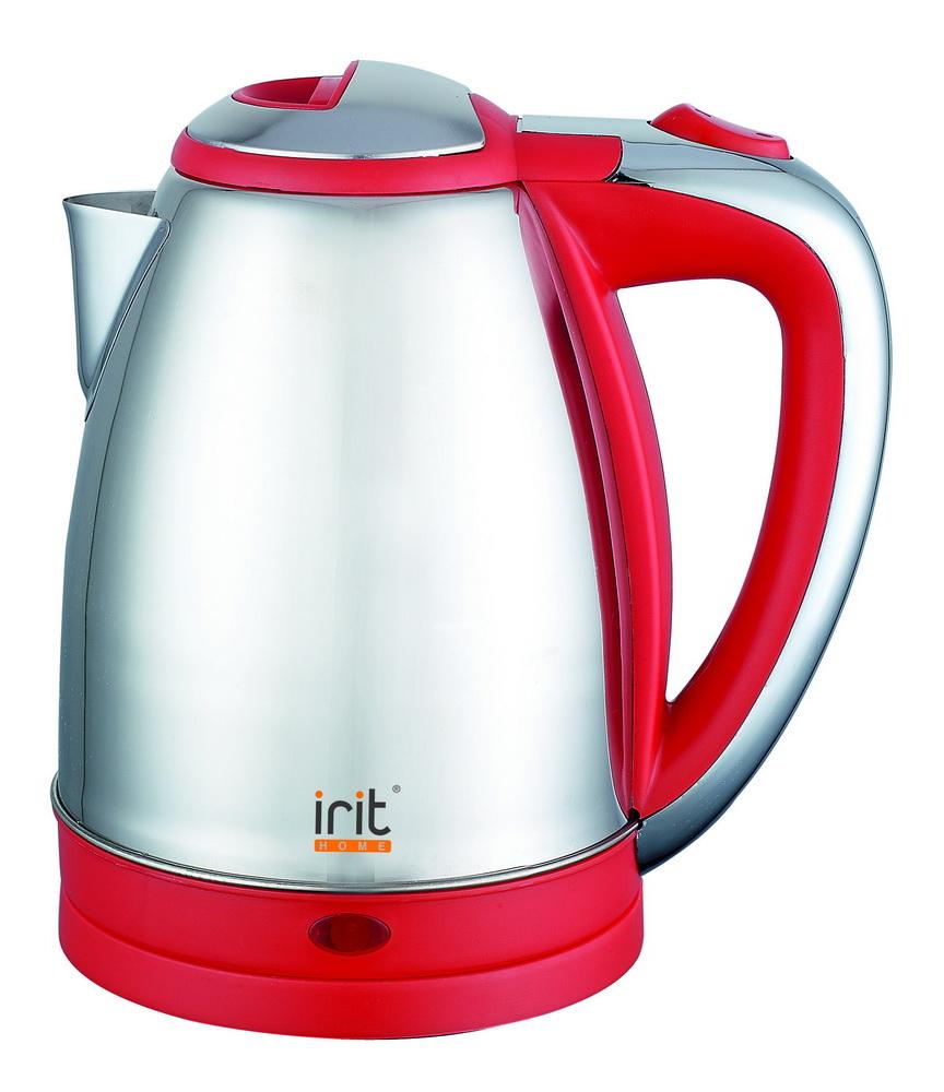 Чайник Irit Ir-1314 чайник irit ir 1314 1500 вт зелёный 1 8 л нержавеющая сталь