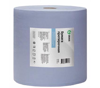 Протирочная бумага в рулоне GRASS IT-0355 (33х35 см)