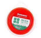 Леска для триммеров HAMMER 216-110 круглая 2мм*75м