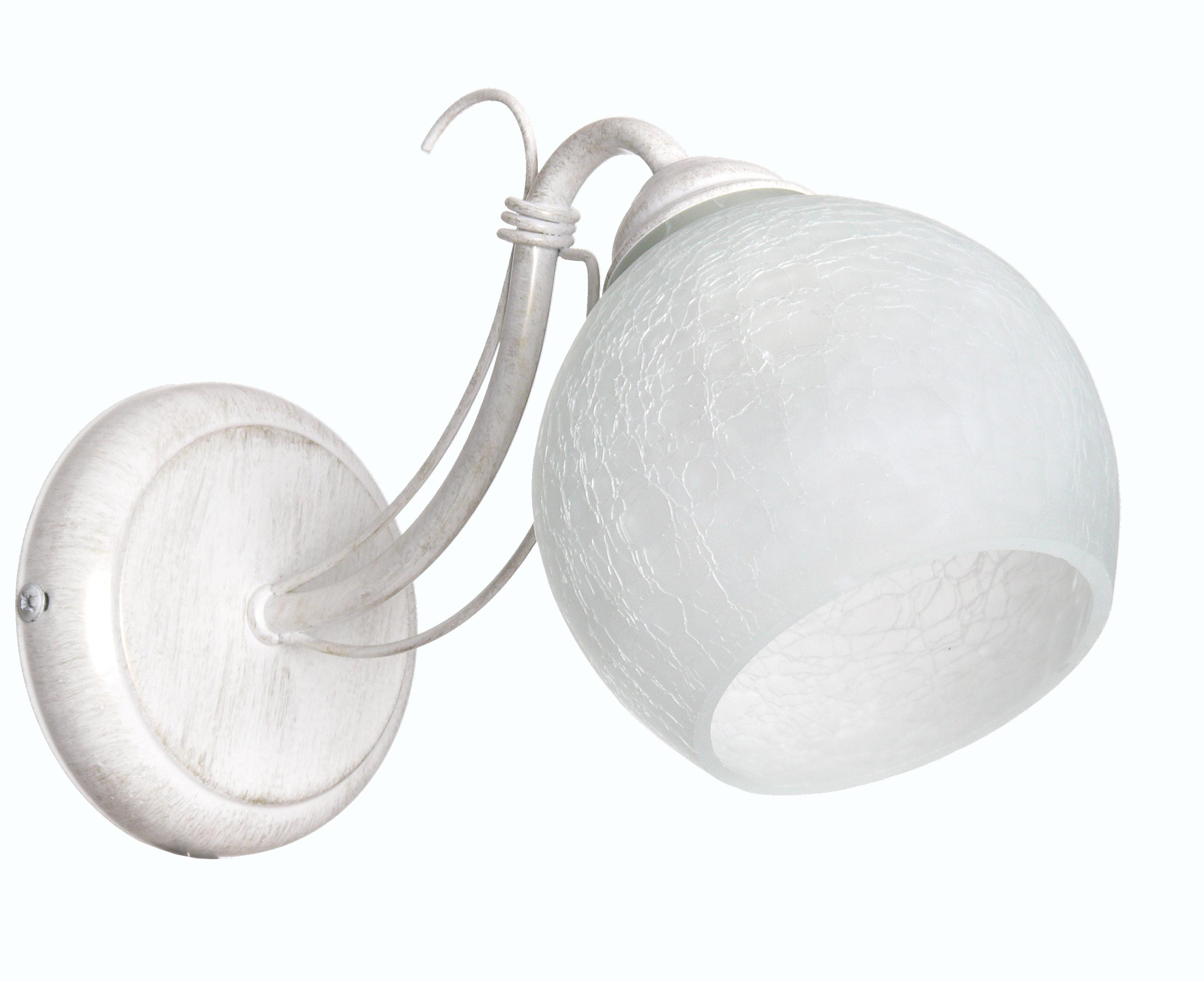 Светильник настенный АВРОРА Ландыш 10069-1b светильник настенный аврора лагуна 10023 1b