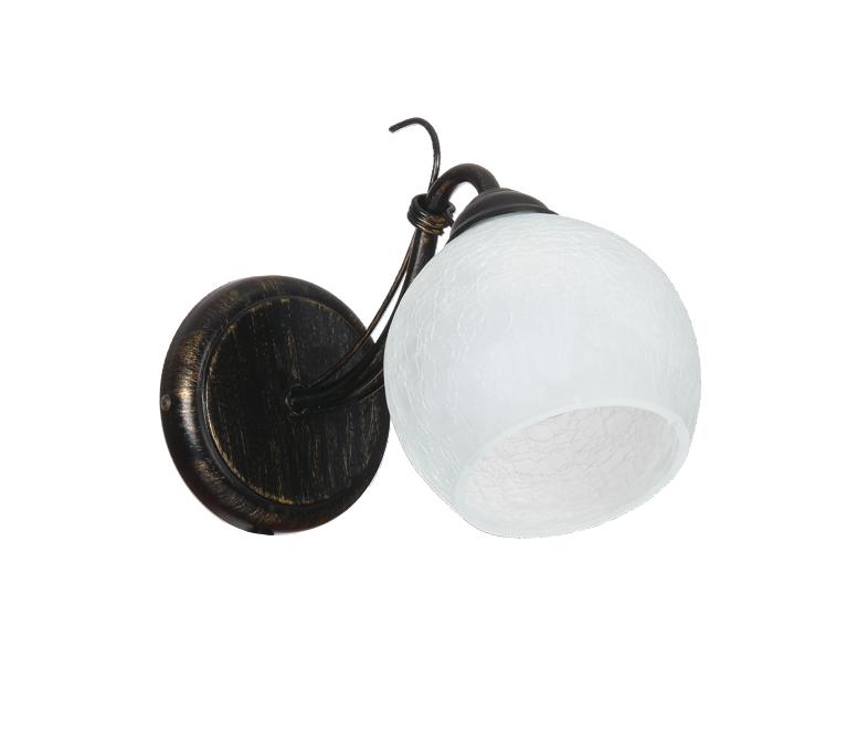 Светильник настенный АВРОРА Ландыш 10070-1b светильник настенный аврора лагуна 10023 1b
