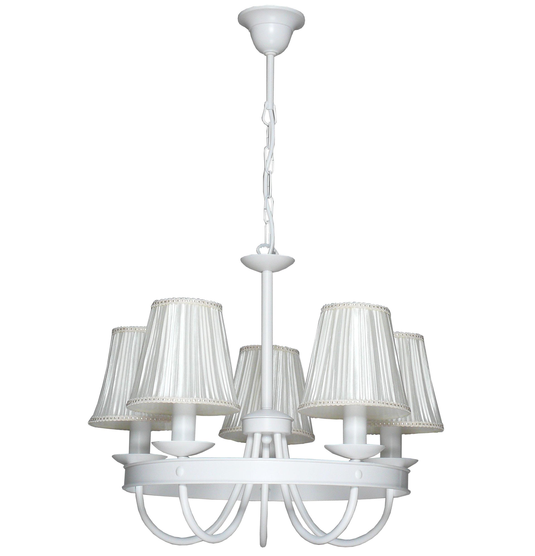 Люстра АВРОРА Корсо 10027-5l лампа настольная аврора корсо 10027 1n