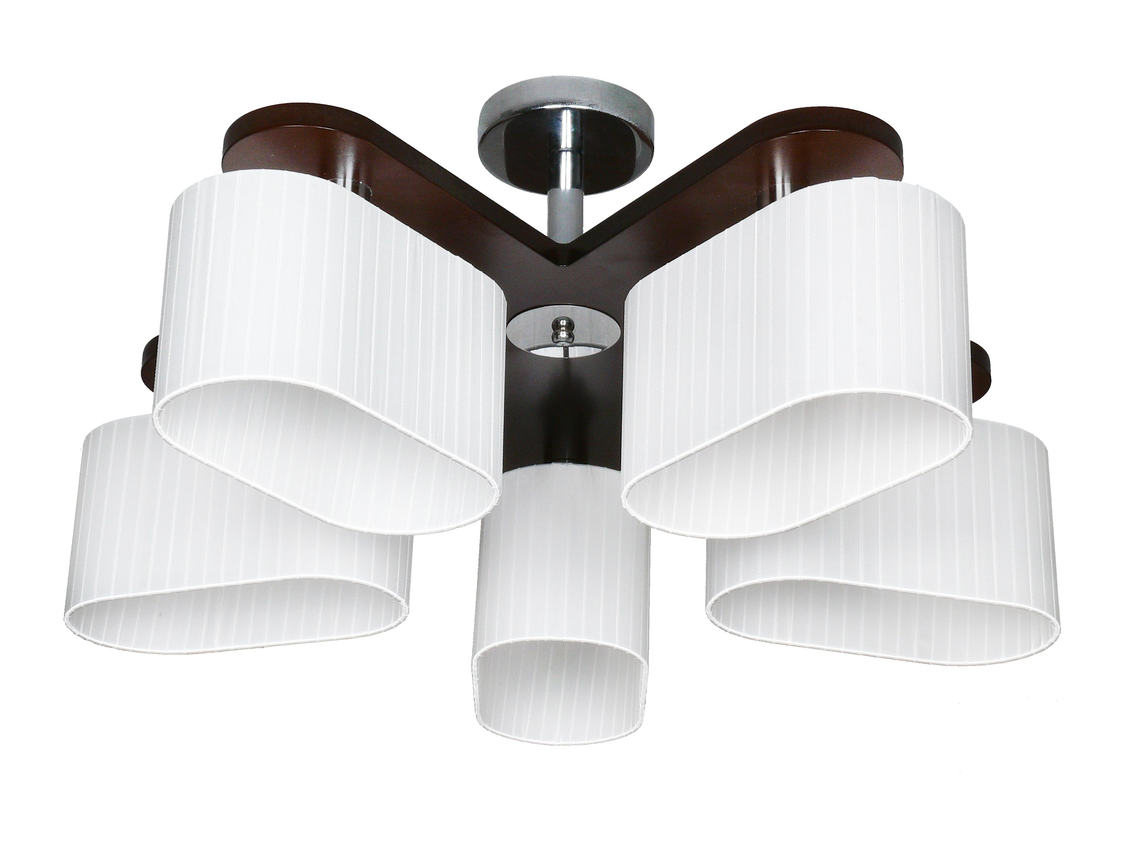 Светильник настенно-потолочный АВРОРА Комфорт 10068-5c аврора 10035 5c
