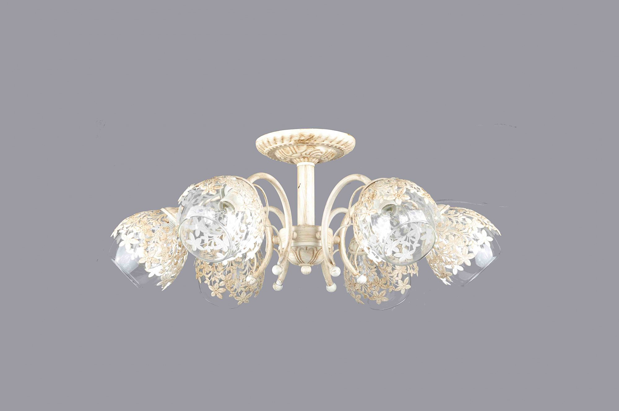 Люстра Lamplandia L1011-6 jasmine люстра lamplandia 88268 6 baron