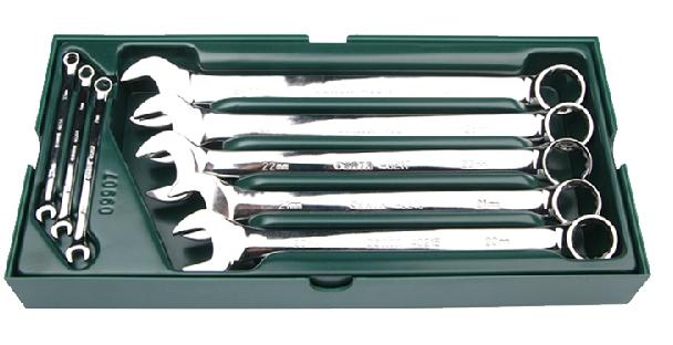 Набор ключей Sata 09907 (5.5 - 24 мм) набор ключей sata 11пр 08023