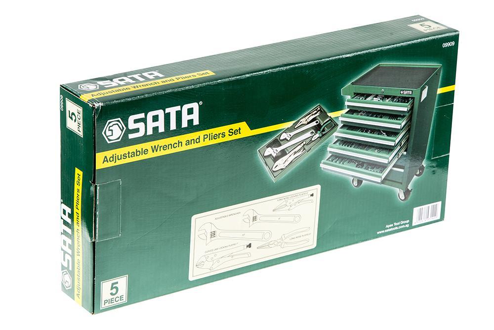 Набор ключей Sata 09909