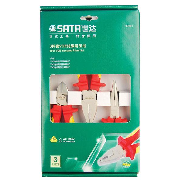 Набор Sata 09261 набор инструментов универсальный sata 09519