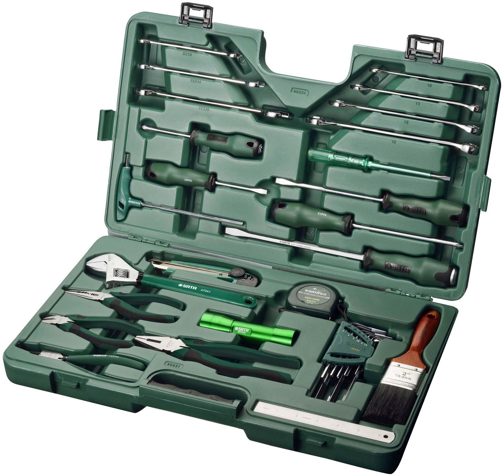Набор Sata 09551 набор инструментов универсальный sata 09519