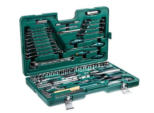 Набор инструментов SATA METRIC&S.A.E 09404