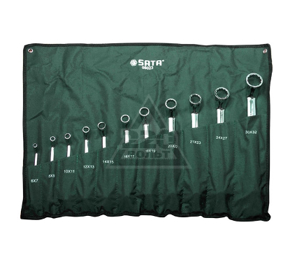 Набор ключей SATA 08023 (6 - 32 мм)