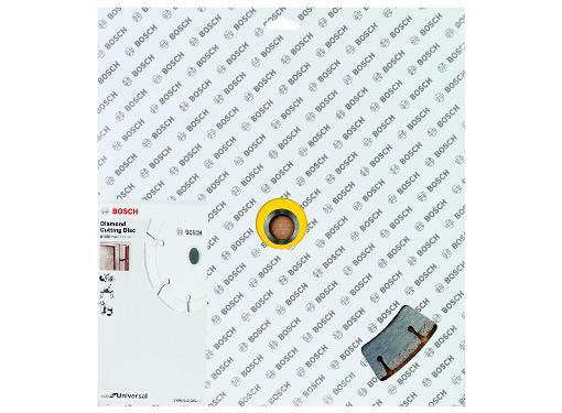 Круг алмазный BOSCH ECO Universal (2608615035) Ф350х25.4мм универсальный