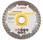 Круг алмазный BOSCH ECO Universal Turbo Ф125-22мм (2.608.615.037)