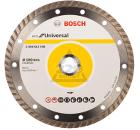 Круг алмазный BOSCH ECO Universal Turbo Ф180-22мм (2.608.615.038)