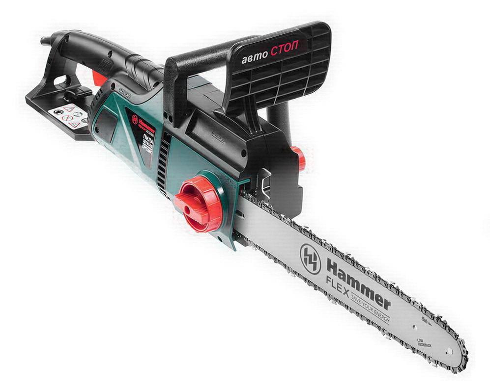 Пила цепная Hammer Cpp2200С premium электрическая цепная пила кратон esc 2200 450