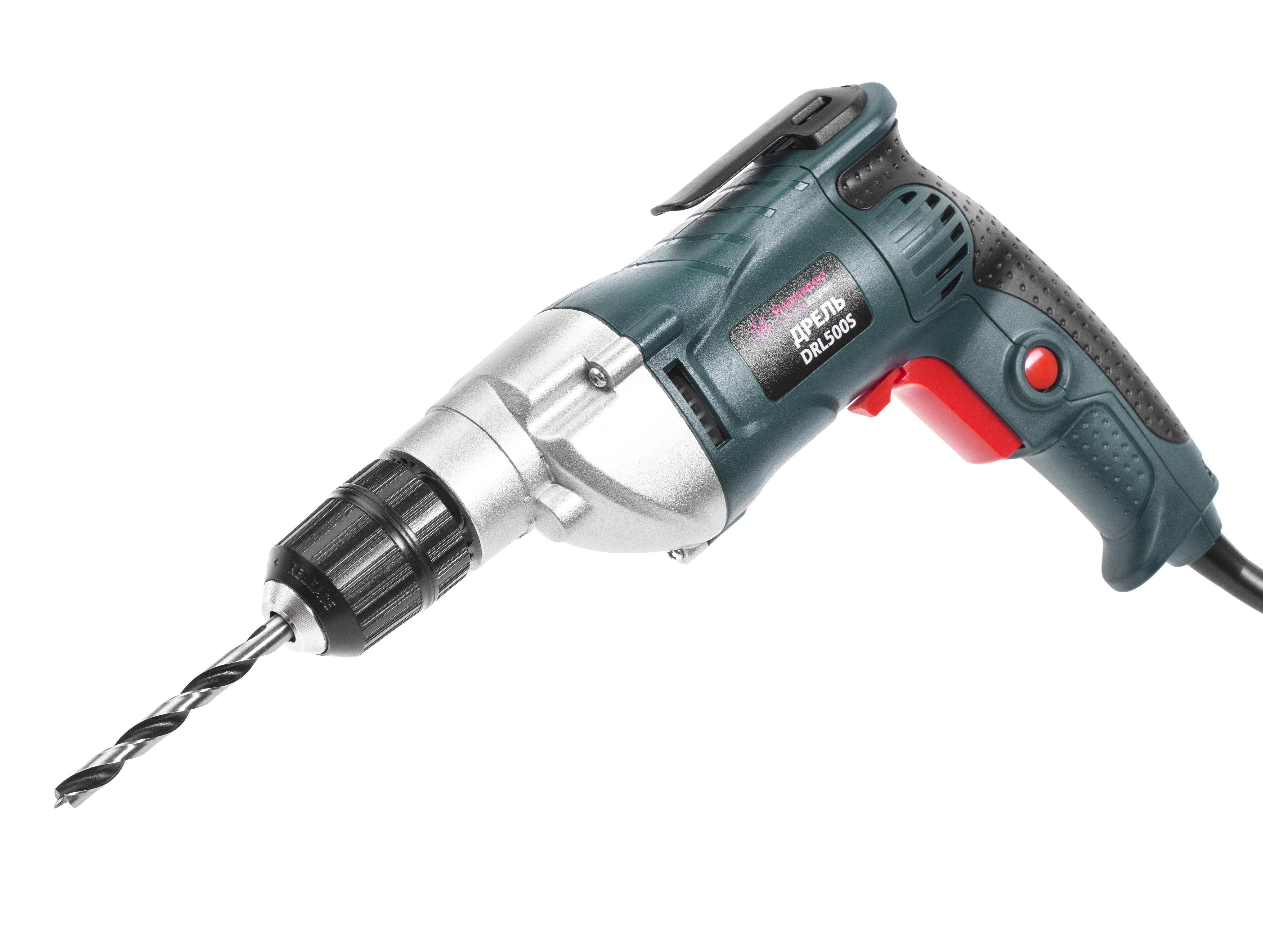 Дрель Hammer Drl500s premium