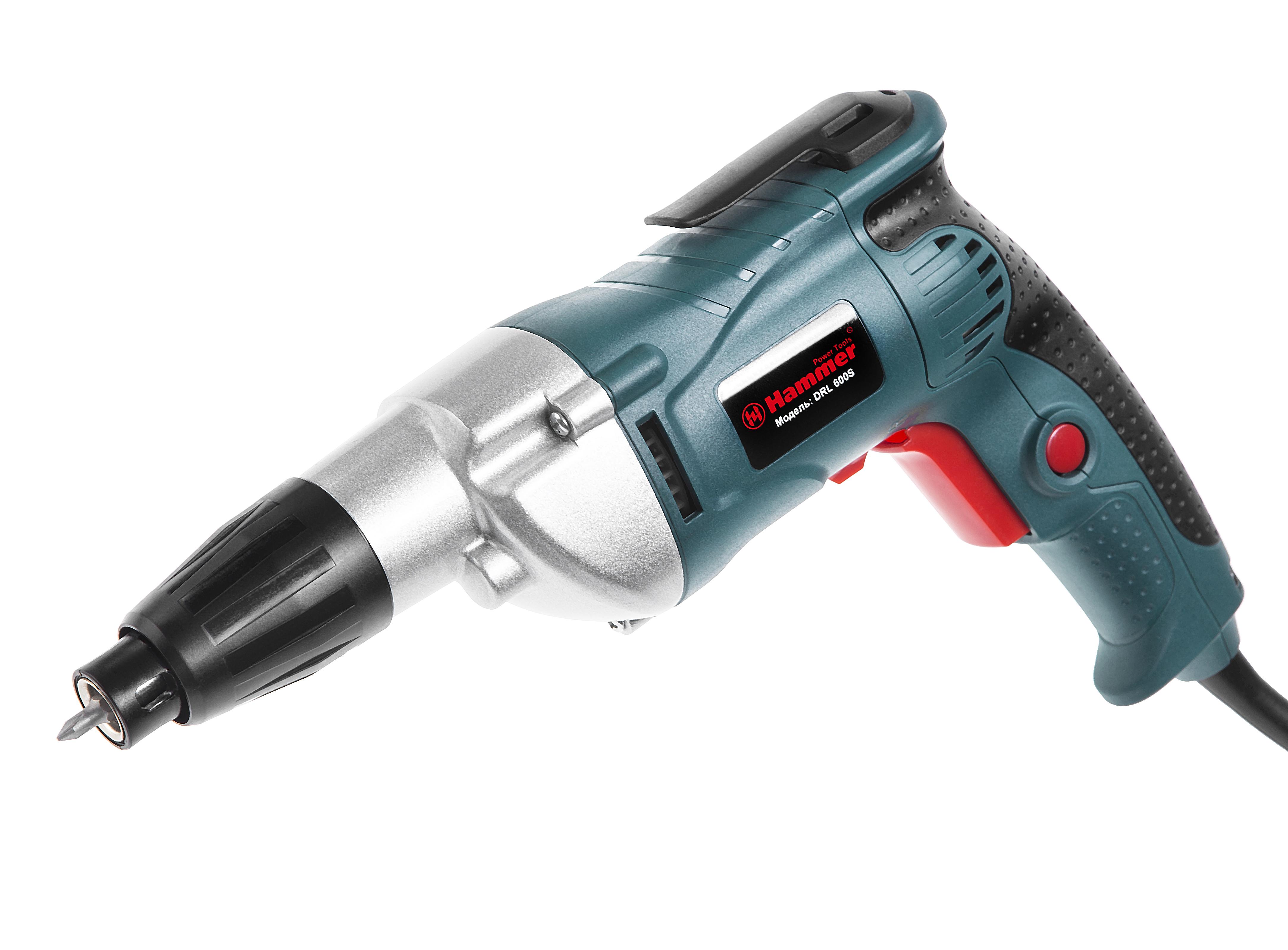 Шуруповерт Hammer Drl600s premium
