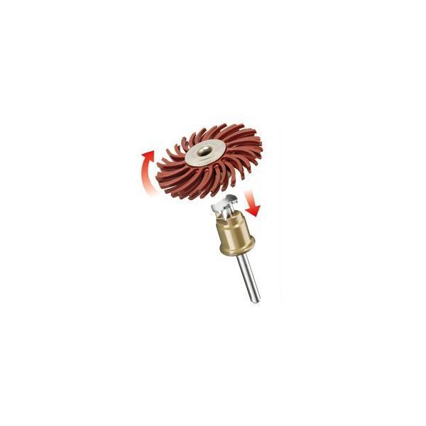 Круг шлифовальный Dremel 473s диск шлифовальный импрегнированный dremel sc541