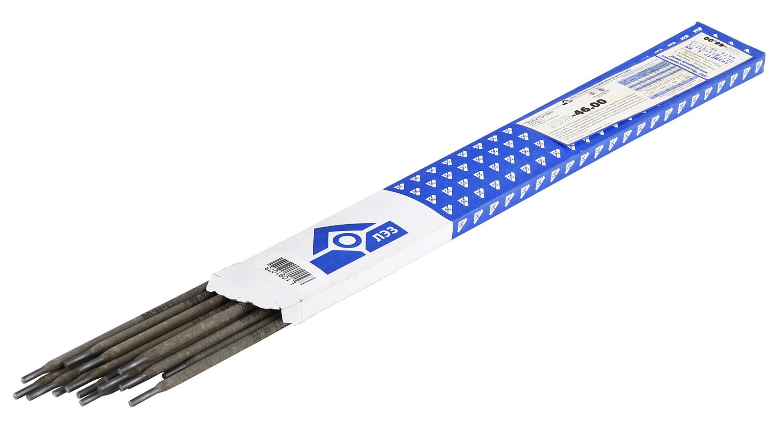Электроды для сварки ЛОСИНООСТРОВСКИЙ ЭЗ 46.00 4.0мм 1кг электроды ано 21 ф2 лэз 1кг