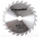 Диск пильный твердосплавный HAMMER 250х32/30мм 24 зуб.