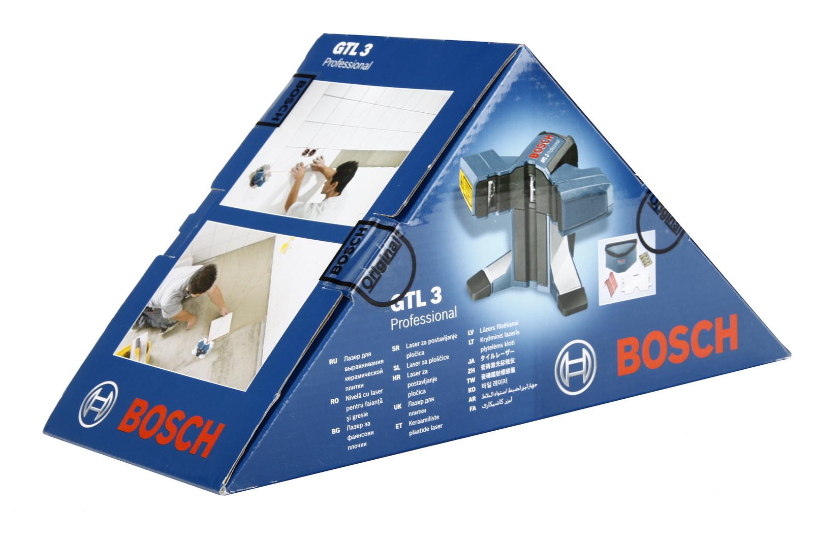Уровень Bosch Gtl 3 professional (0.601.015.200)