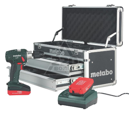 Дрель аккумуляторная METABO BS 14.4 LT Compact+ (602137870)