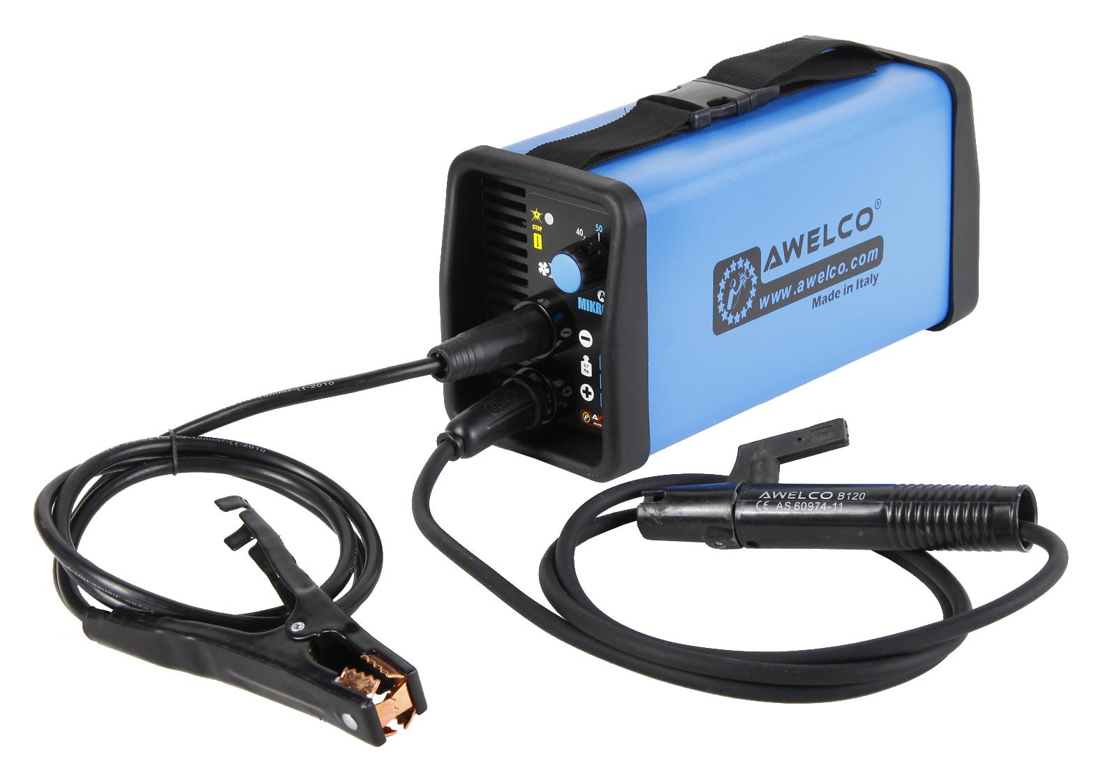 220 Вольт - Купить Сварочный аппарат AWELCO MIKRO 114 инверторный в...