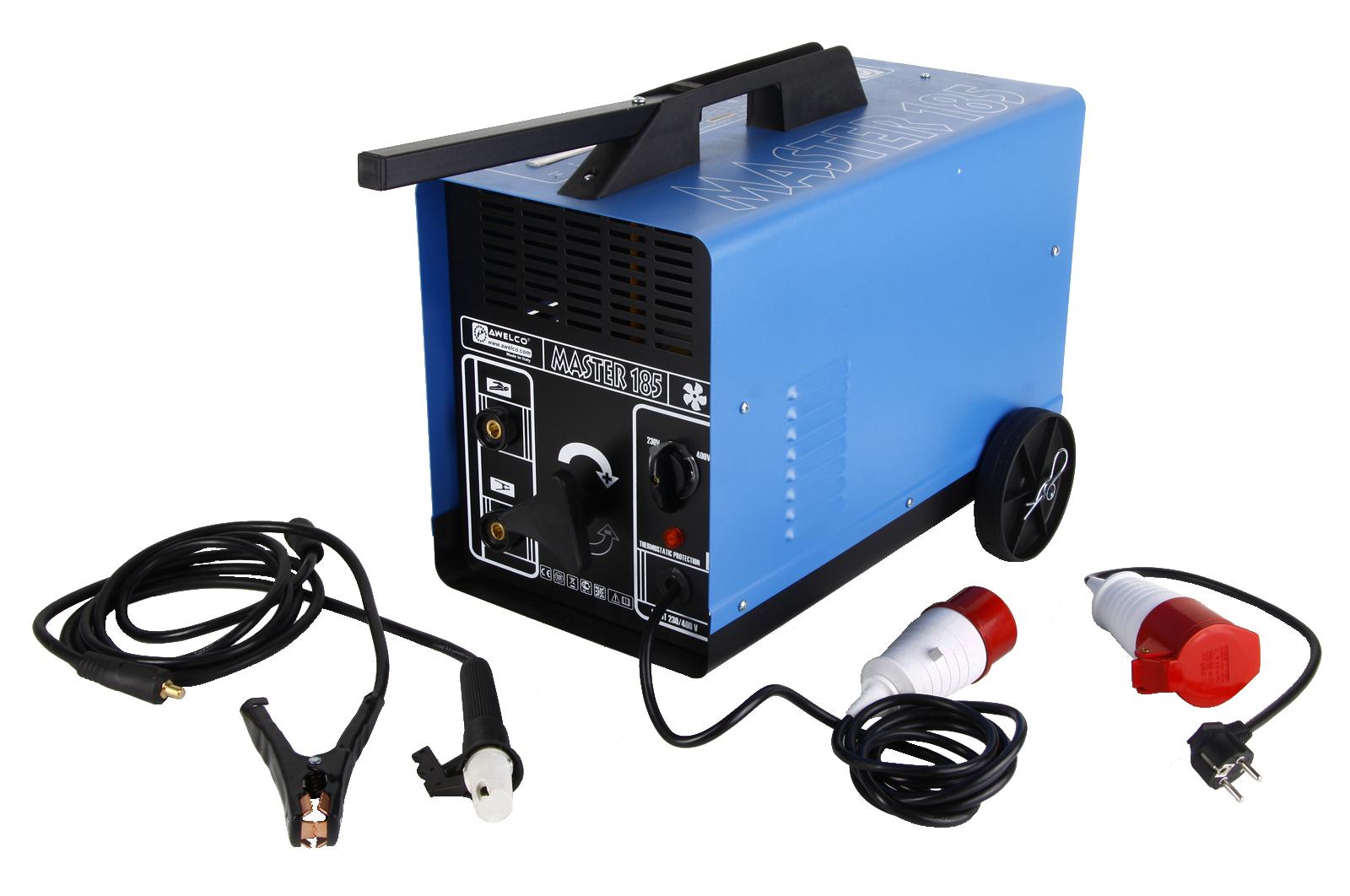 220 Вольт - Купить Сварочный трансформатор AWELCO MASTER 185 с мятой...