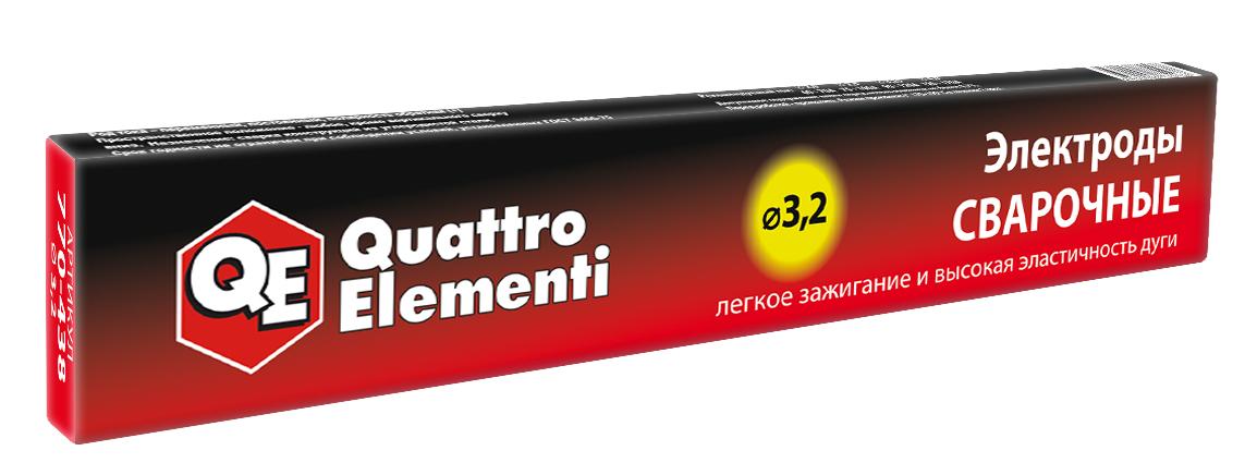 Электроды для сварки Quattro elementi 770-438 электроды для сварки wester ано 4 3 0мм 1кг