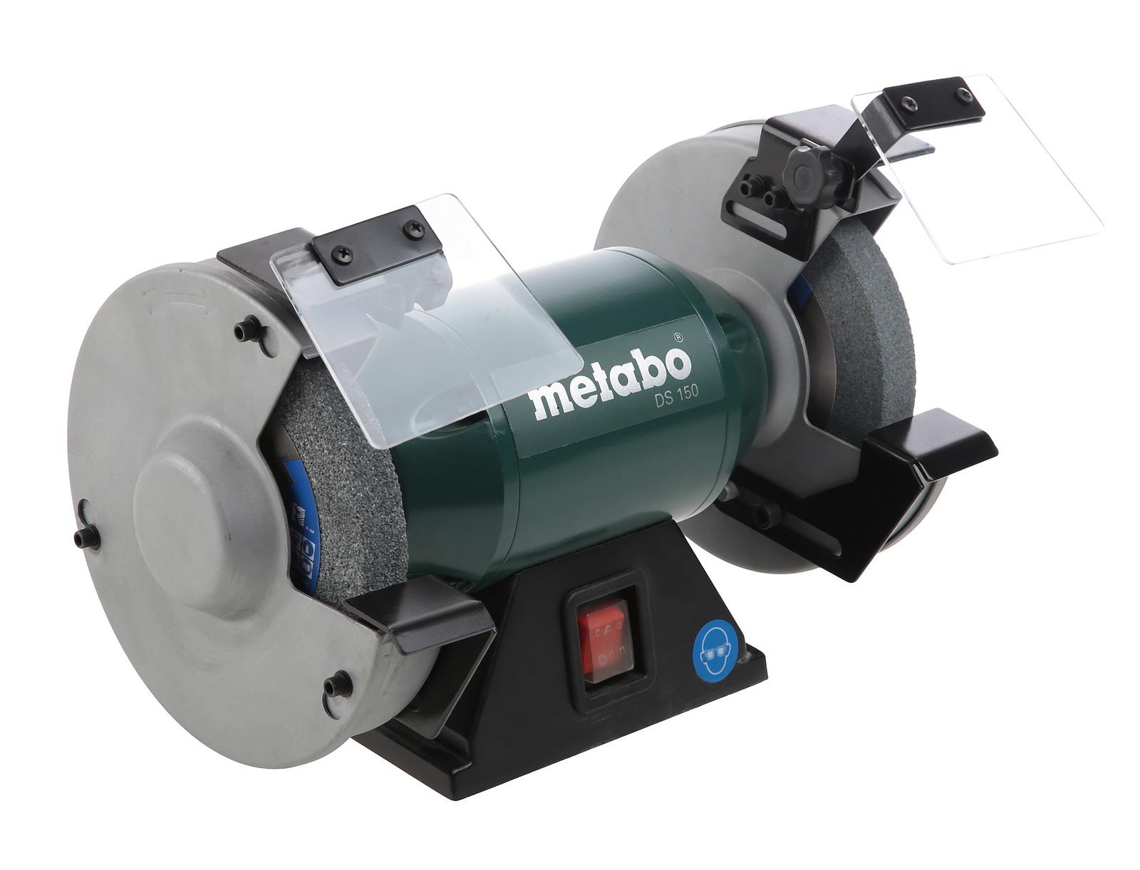Точило Metabo Ds 150 (619150000) точило metabo ds 150 619150000