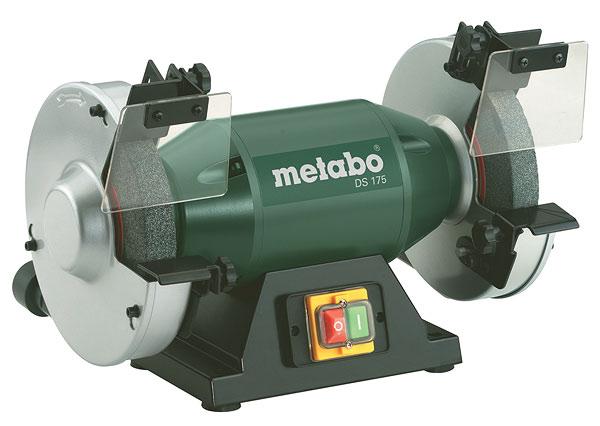 Точило Metabo Ds 175 (619175000) точило metabo ds 150 619150000