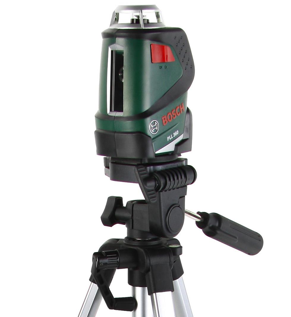 цена на Уровень Bosch Pll 360 set + ШТАТИВ (0.603.663.001)