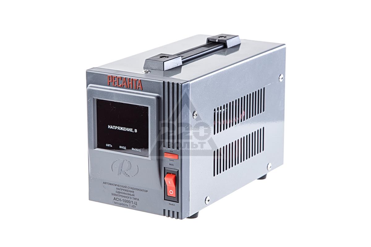 Стабилизатор напряжения для проточного водонегревателя
