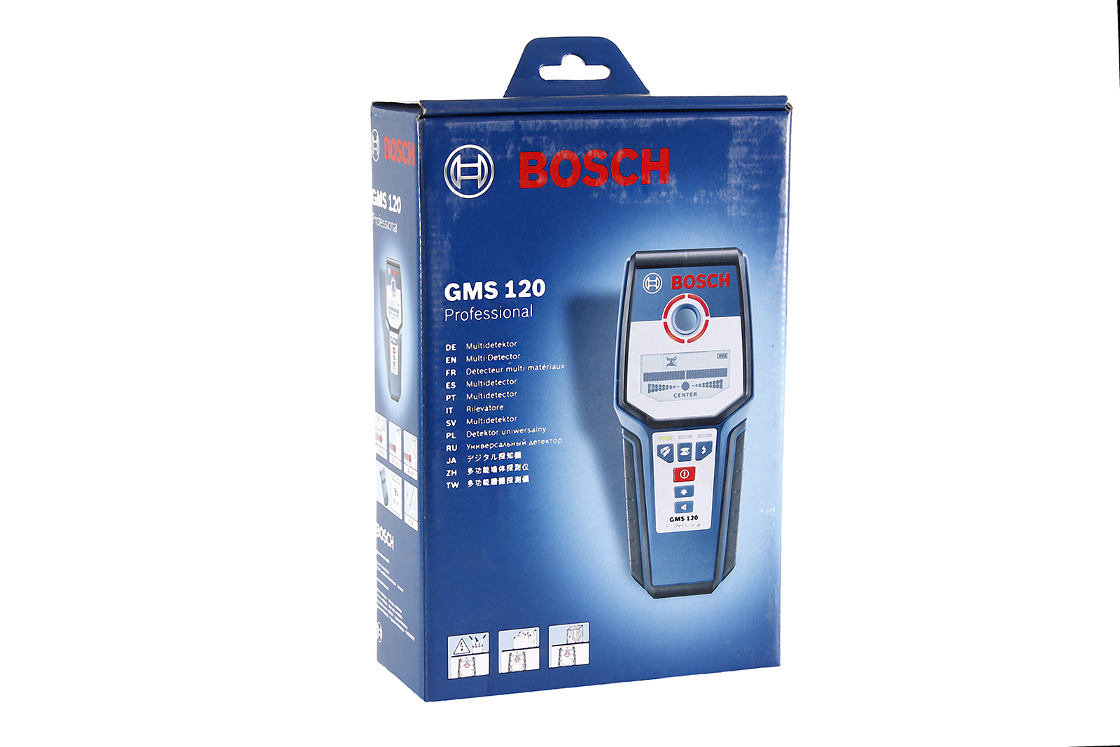 Детектор Bosch Gms 120 (0.601.081.000)