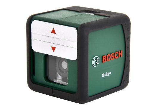 Уровень лазерный BOSCH Quigo (0603663121)