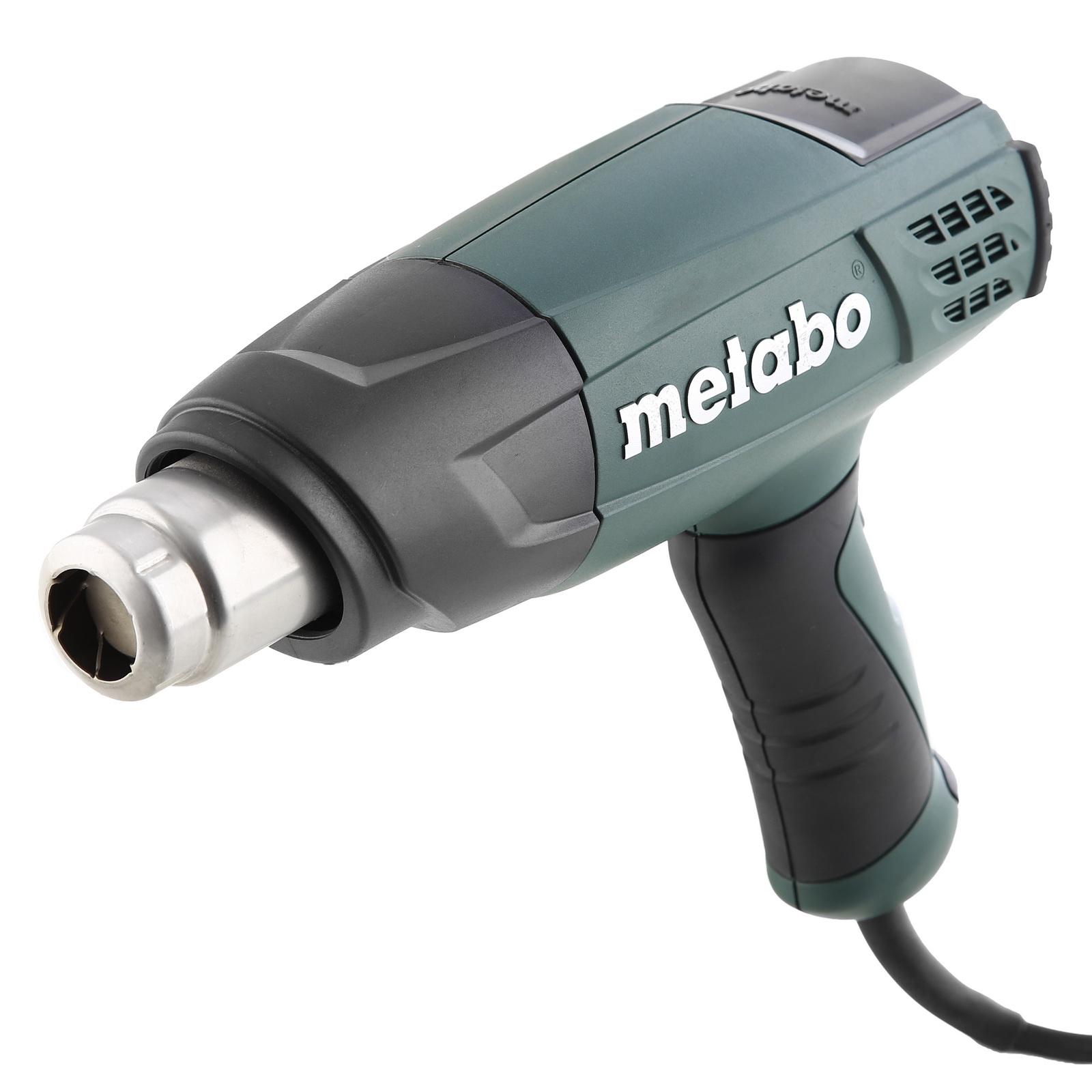 Фен технический Metabo He 20-600 (602060500) строительный фен metabo he 23 650