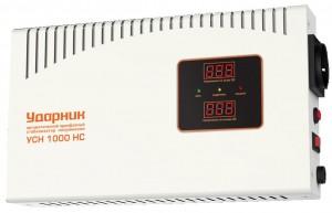Купить со скидкой Стабилизатор напряжения УДАРНИК УСН 1000 НС