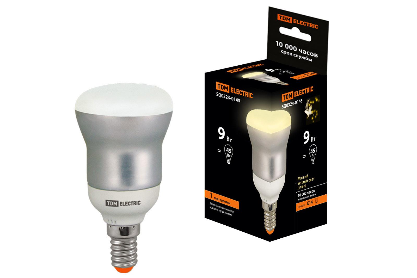 Лампа энергосберегающая Tdm Sq0323-0145